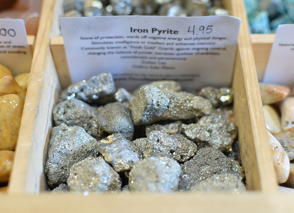 Iron Pyrite Rough