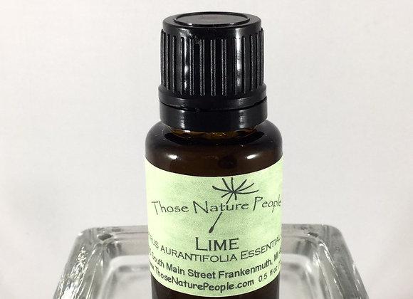 Lime Essential Oil 15ml