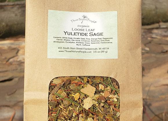 Yuletide Sage Loose Leaf