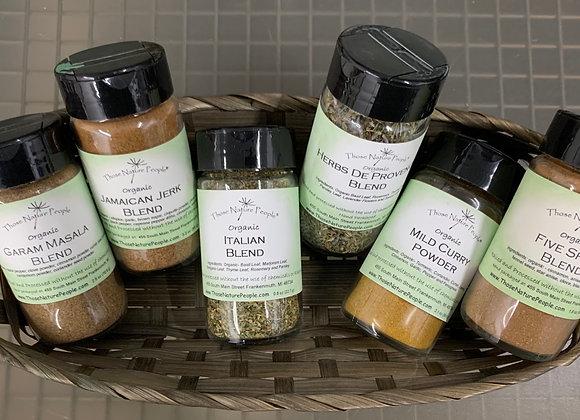 World Traveler Spice Blends