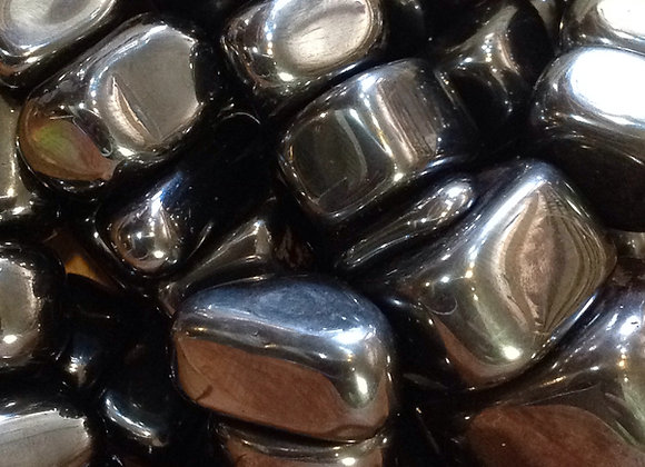 Magnetic Hematite Tumbled
