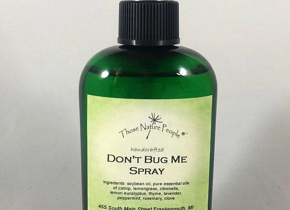 Don't Bug Me Spray