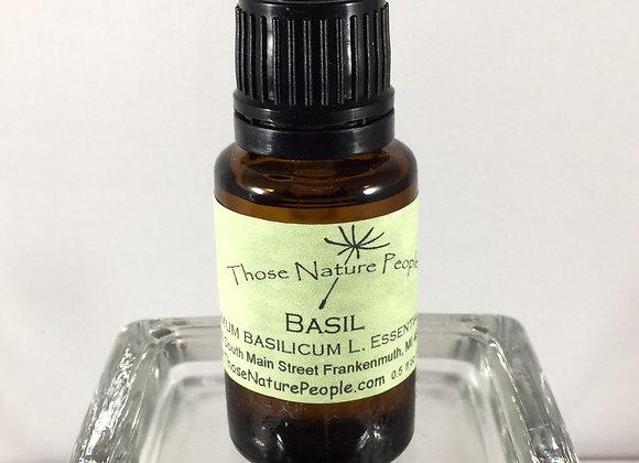 Basil Essential Oil 15ml