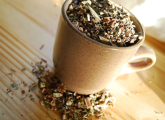Cassie With A Twist Herbal Tea