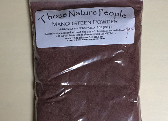 Mangosteen Powder 1oz