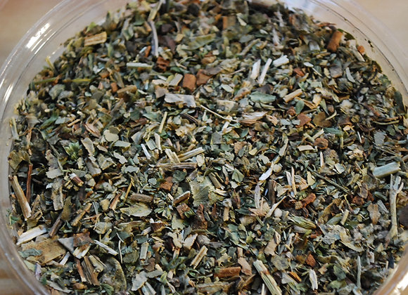Wheezy Herbal Tea
