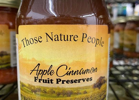 Apple Cinnamon Fruit Preserves