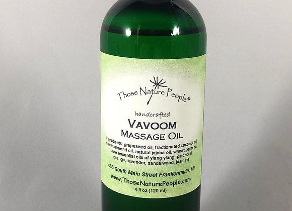 Vavoom Massage Oil