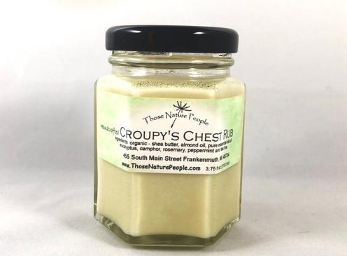 Croupy's Chest Rub