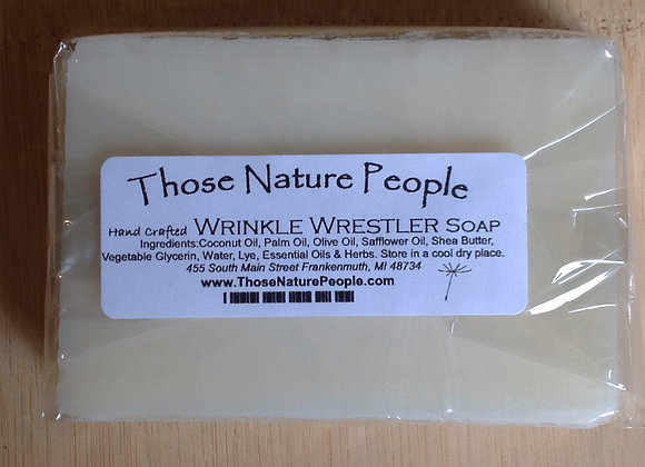 Wrinkle Wrestler Luxury Soap