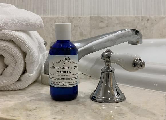 Body-n-Bath Oil