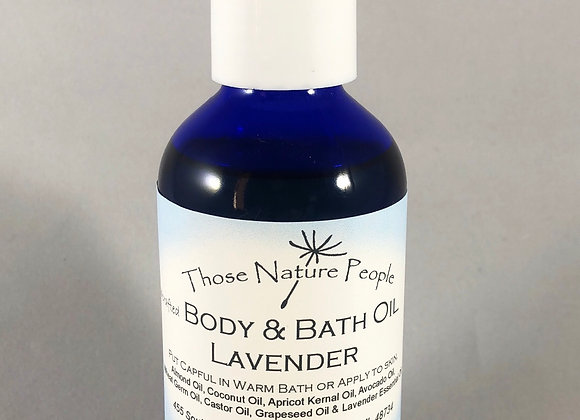 Body-n-Bath Oil