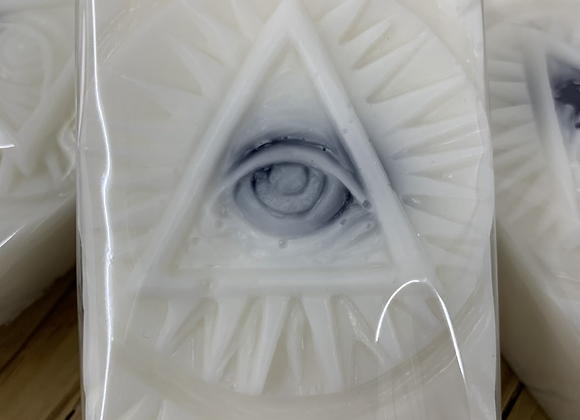 Third Eye with Indigo Obsidian