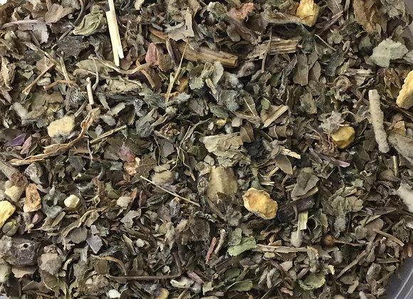 Sluggish Herbal Tea