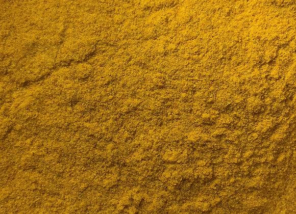 Turmeric Powder Spice Jar