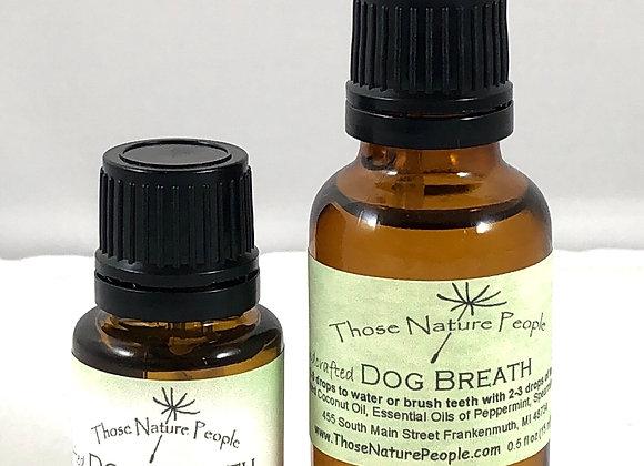 Dog Breath Tooth Oil