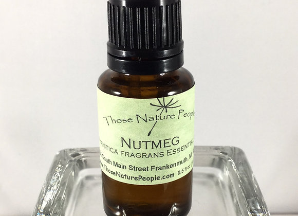 Nutmeg Essential Oil 15ml