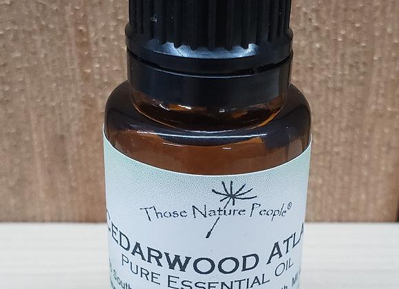 Cedarwood Atlas Essential Oil- 15 mL