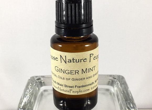 GingerMint Essential Oil Blend 15ml
