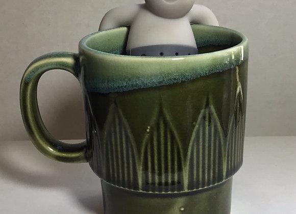 """""""Mr. Tea"""" Tea Infuser Strainer"""