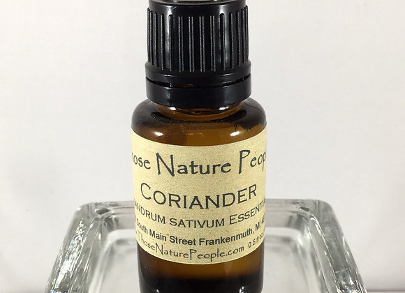 Coriander Essential Oil 15ml