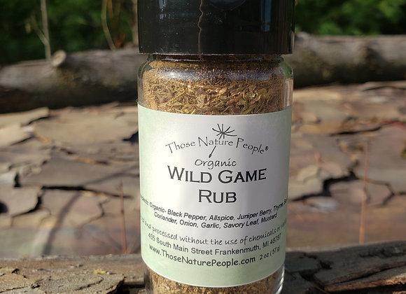 Wild Game Rub