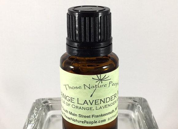 Orange Lavender Mint Essential Oil