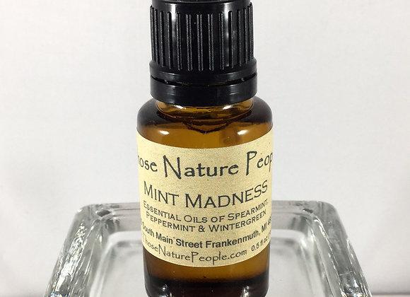 Mint Madness Essential Oil Blend 15ml