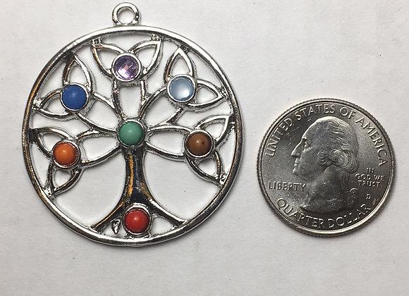Tree Chakra Pendant