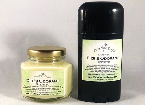 Dee's Odorant- Unscented