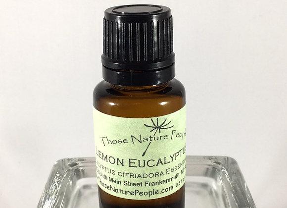 Lemon Eucalyptus Essential Oil 15ml