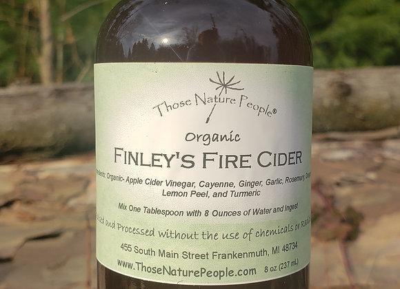 Finley's Fire Cider