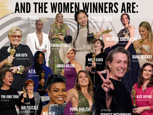 Gender equality, cosa ci dicono gli Oscar2021