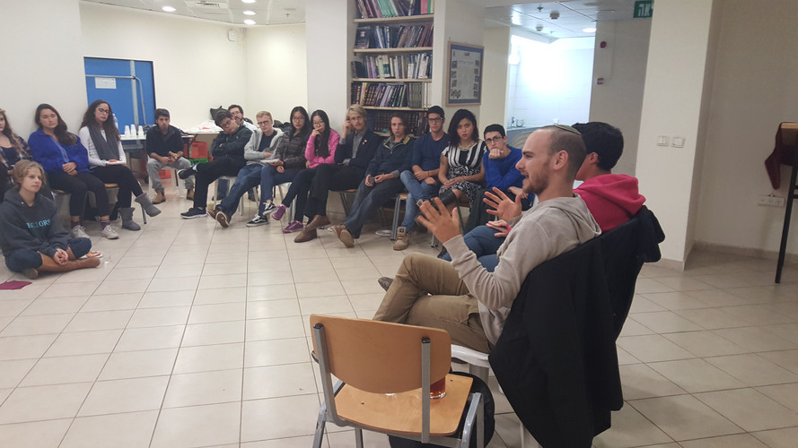 2015 - Rothberg School, The Hebrew University