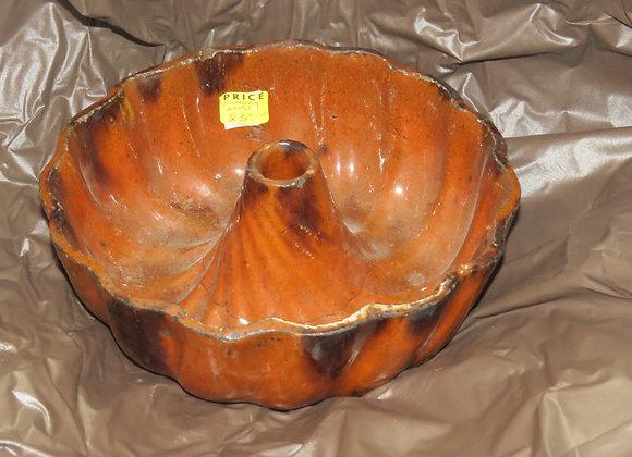 Red Ware Bundt Pan