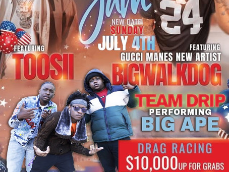 July 4 South Carolina Jam!
