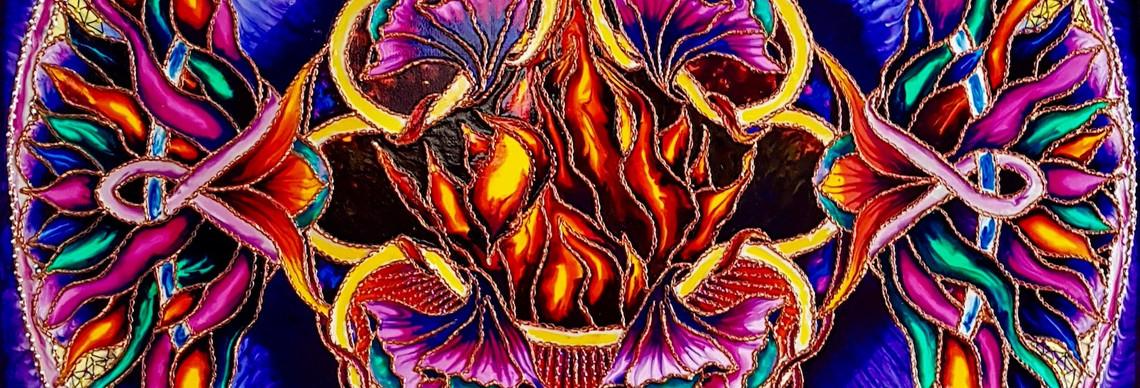MANDALA - Inner Fire