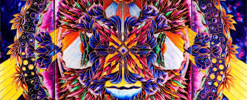Awakening (triptych)