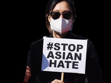 이영시 스피키피키 라방(3월) - 동양인 혐오범죄에 관한 뉴스