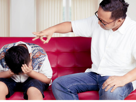 """Does """"spare the rod and spoil the child"""" the right way to discipline children?"""