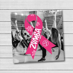 Neue Logo Zumba & Flyer