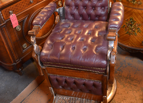 Why do the classic barber chairs cost an arm and a leg?