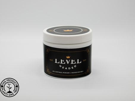 Firm Hold Pomade, New Products and One Tree Planted!