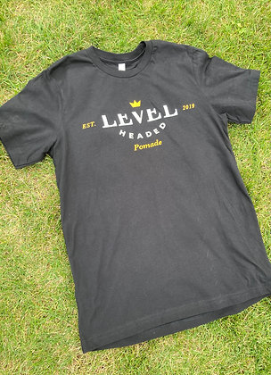 Level Headed Pomade Tee