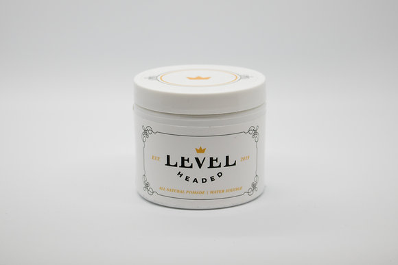 Wholesale - Level Headed Original Hold Pomade - 4oz