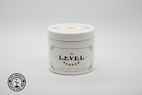 Level Headed Original Pomade - 4 oz