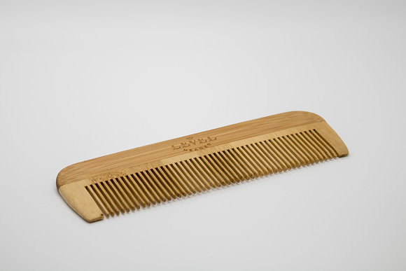 Eco Friendly Fine Tooth Bamboo Comb