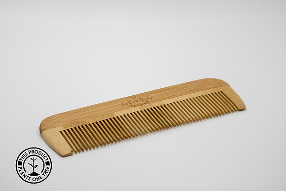 Wholesale Eco Friendly Fine Tooth Bamboo Comb