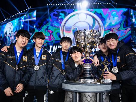 Em final histórica, Invictus vence a Fnatic e leva taça para China