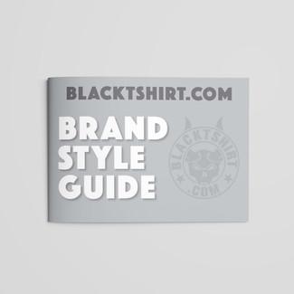 Blacktshirt.com Branding Guide